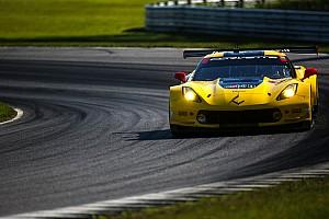 IMSA Gara Doppietta Corvette a Lime Rock con Milner e Gavin