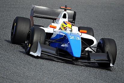 Ваксивьер выиграл квалификацию второй гонки в Сильверстоуне