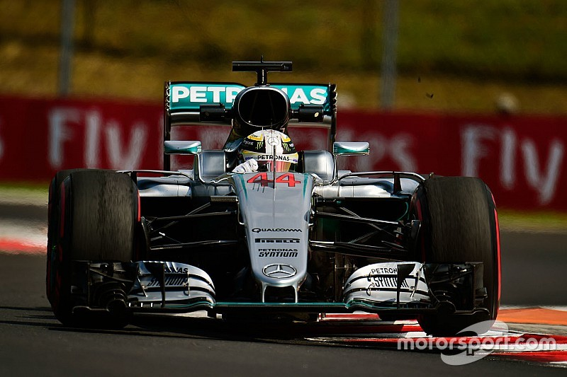 Course - Hamilton s'impose et prend la tête du championnat!