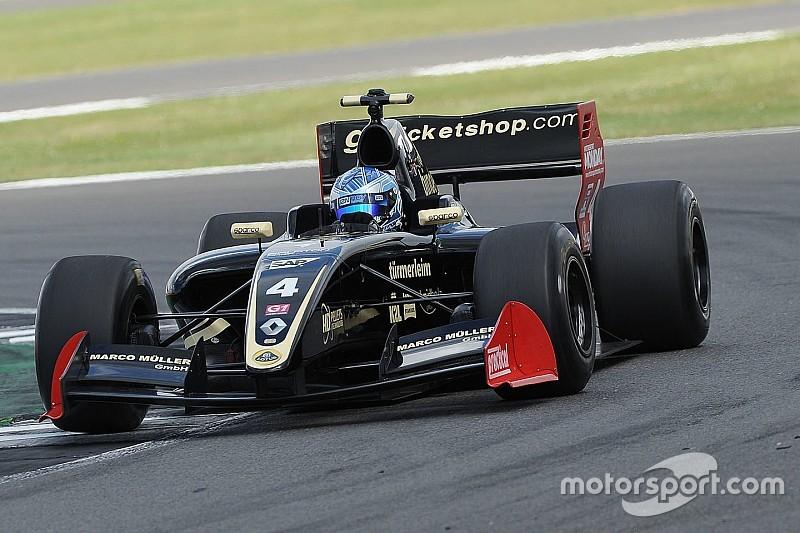 F3.5 Silverstone: Nissany pakt ook overwinning in race 2