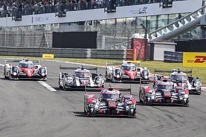 WEC am Nürburgring: Das Rennen in der Chronologie