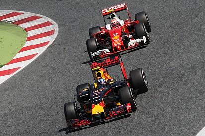 Räikkönen - Verstappen ? J'ai vu des pénalités pour moins que ça
