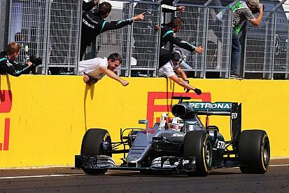 Hamilton é novo líder da temporada; confira tabela