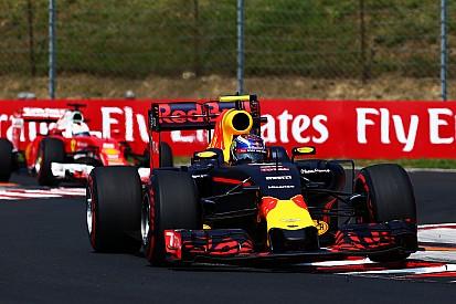 Verstappen defende postura na batalha contra Raikkonen