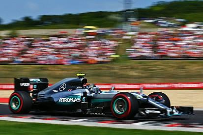 """Rosberg: """"No estoy contando los puntos"""""""