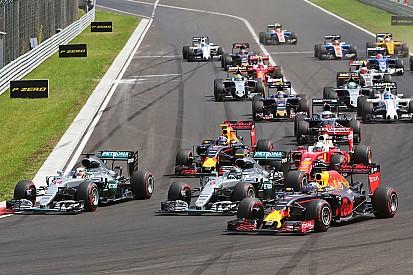 Rosberg diz que perdeu corrida na largada
