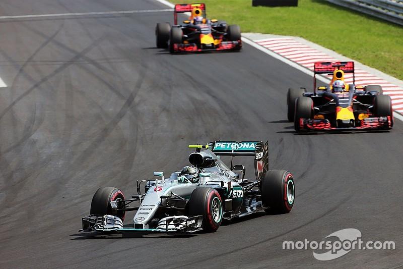 """Teleurgestelde Rosberg: """"Race verloren bij de start"""""""