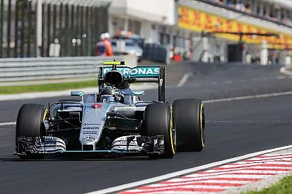 """Rosberg: """"Ho fatto una partenza discreta che mi è costata la vittoria"""""""