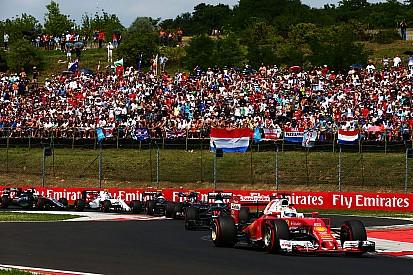 Форма Ferrari в гонке позволяла оказаться на подиуме, уверен Феттель