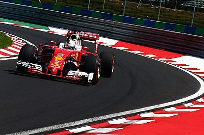 "Vettel: Ferrari estava ""muito mais veloz"" do que a Red Bull"