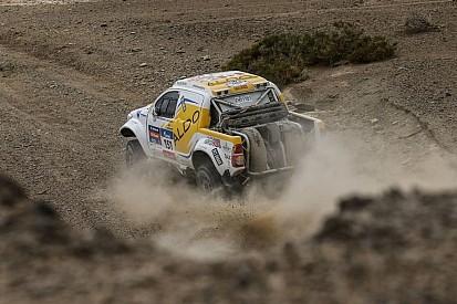 Une troisième place en catégorie pour David Bensadoun et Patrick Beaulé au Rallye Silk Way