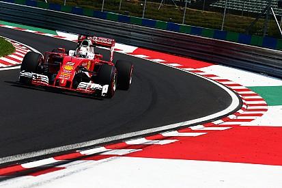"""Vettel: """"Ferrari fue mucho más rápido que Red Bull"""""""
