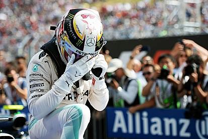 Galería: las 5 victorias de Hamilton en el Hungaroring