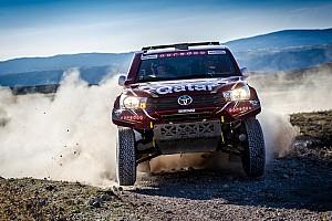 Cross-Country Rally Noticias de última hora Al-Attiyah gana la Baja Aragón