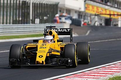 """Magnussen - La Renault se comportait """"définitivement mieux"""" en Hongrie"""