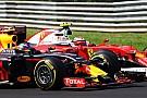 """Vettel sobre Verstappen: """"Creo que se calmará"""