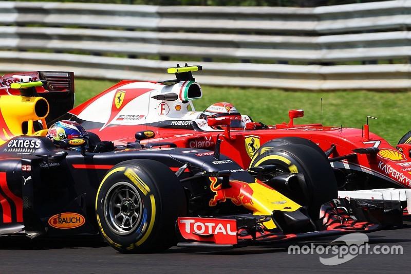 """Vettel sobre Verstappen: """"Creo que se calmará"""""""