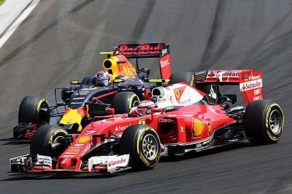 """Sebastian Vettel über Max Verstappen: """"Der wird schon noch ruhiger"""""""