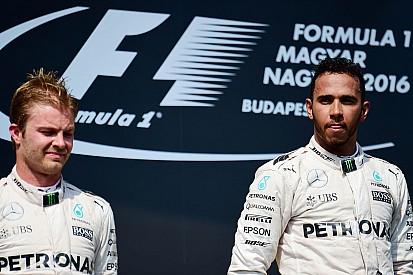 Hamilton dément avoir déclenché l'enquête sur la pole de Rosberg