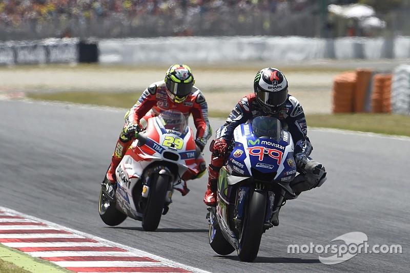 """Ducati: """"Lorenzo no tiene de qué preocuparse"""""""