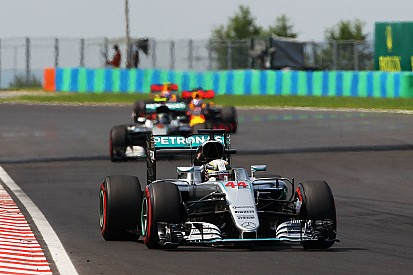 Toto Wolff: Lewis Hamilton hat Nico Rosberg nicht in eine Falle gelockt