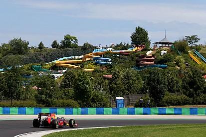Topshots - Max Verstappen in Hongarije