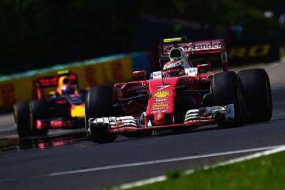Raikkonen gana el premio a piloto del día en Hungría