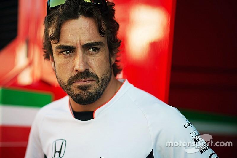 """ألونسو يأمل في أن تصلح سيارات 2017 السرعة """"غير المقبولة"""" في الفورمولا واحد"""