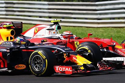 """Vettel diz que Verstappen às vezes não é """"justo"""" em duelos"""