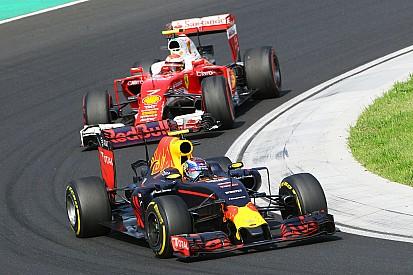 Red Bull veut passer devant Ferrari avant la trêve