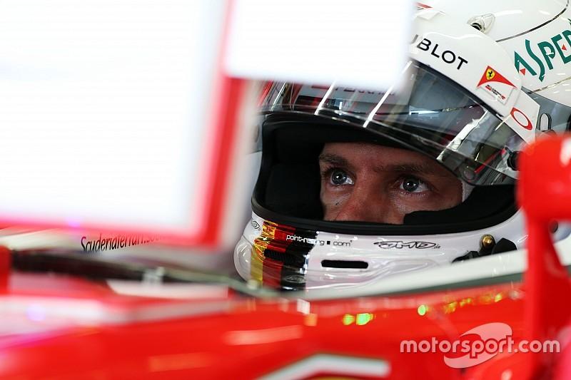 Vettel dice que la F1 dio mal ejemplo no sancionando a Rosberg