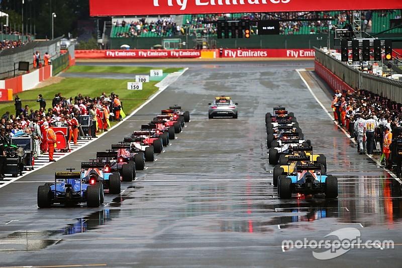 Equipes da F1 se reúnem para debater largadas com chuva