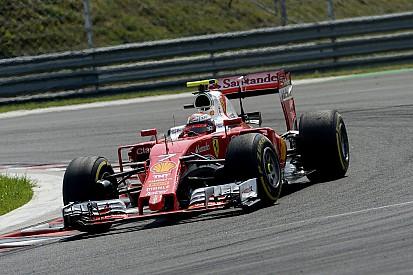 """Kimi Raikkonen votato """"Driver of the Day"""" del GP d'Ungheria"""