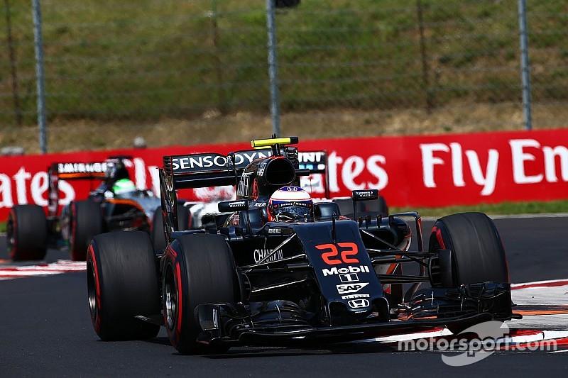 La radio de los equipos de F1 en Hungría