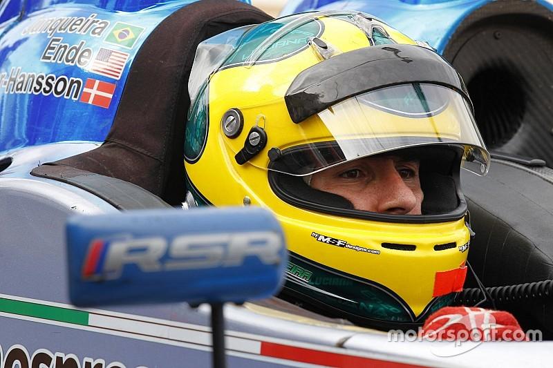 Bruno Junqueira vai correr prova do WEC no México pela LMP2