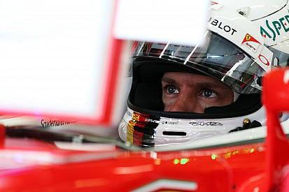 Vettel - La F1 envoie un mauvais message sur les drapeaux jaunes