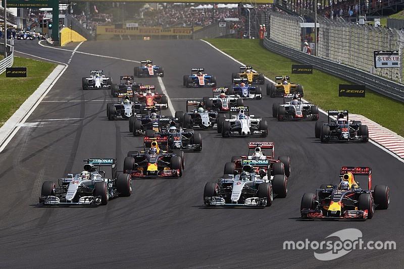 Los equipos de F1 quieren reglas más simples