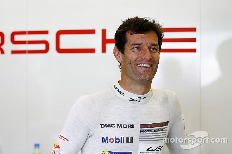 """Webber: Audi'nin Porsche'ye karşı """"mermisi bitti"""""""