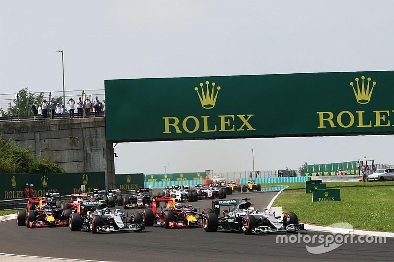 """F1チーム、ルールの""""シンプル・明確化""""を議論"""