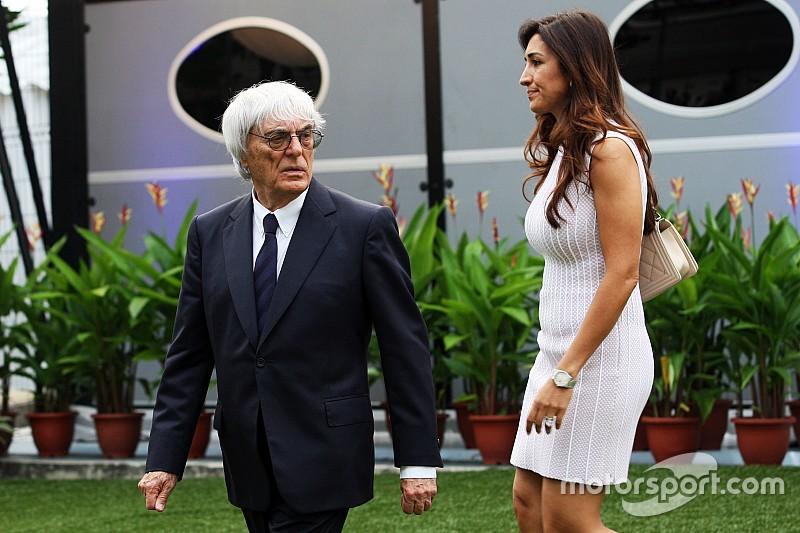 Secuestran a la suegra de Bernie Ecclestone