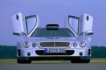 Bildergalerie: Der Mercedes CLK GTR von 1997
