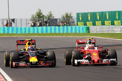 "Ferrari - ""Continuer à regarder devant"" malgré la menace Red Bull"