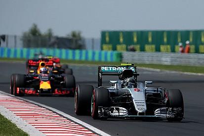 Red Bull rivela che il motore Renault paga 47 cavalli al Mercedes