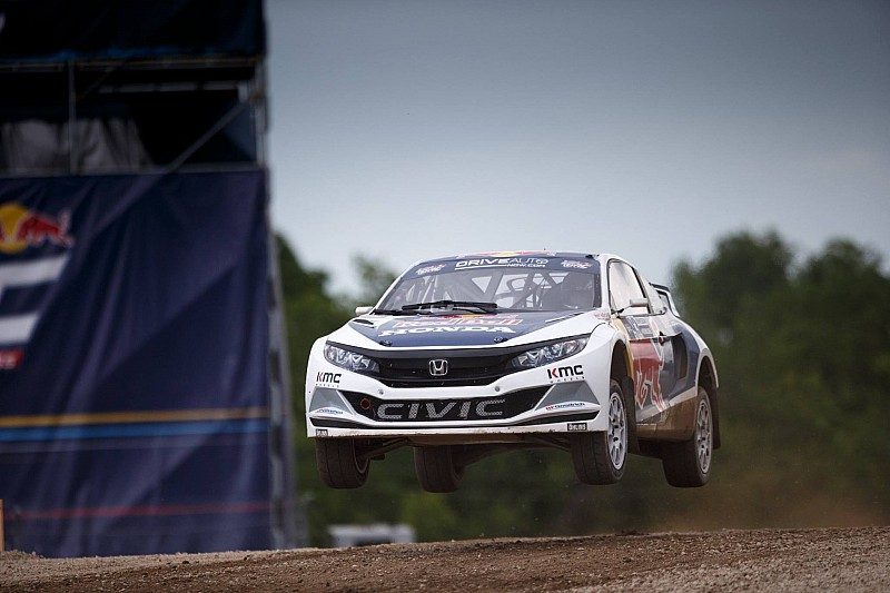 Grc Civic >> Olsbergsmse Won T Field Grc Spec Honda Civic In Canada World Rx