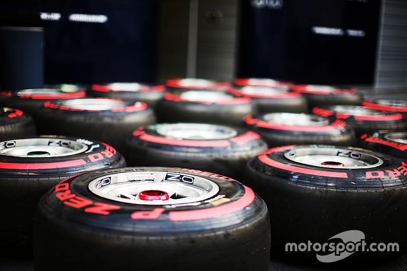 Pirelli annonce ses choix pour les derniers Grands Prix