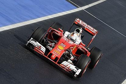 """La primera vez en Alemania con Ferrari va a ser especial"", dice Vettel"