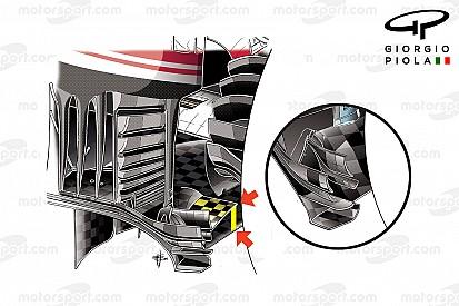 Analisi tecnica: il doppio fondo nel diffusore della Ferrari in Ungheria