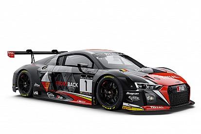 24 uur Spa: Dit zijn de deelnemende bolides van Audi