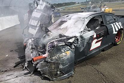 Keselowski bate forte durante teste em Watkins Glen