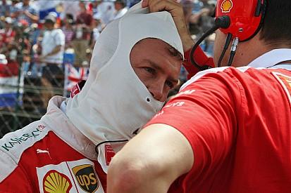 Vettel: Rosberg'in pole turu kötü örnek oldu